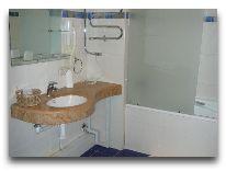 отель Ararat Hotel: Ванная номера Superior