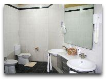 отель Ararat Hotel: Ванная номера Ararat Suite