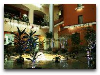 отель Ararat Hotel: Зимний сад