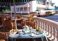 отель Аркадия Плаза: Терраса ресторана Опера