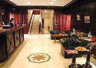 отель Аркадия Плаза: Холл гостиницы