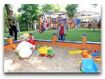 отель Аркадия Плаза: Детская площадка