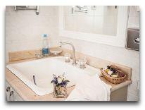 отель Аркадия Плаза: Номер полулюкс - ванная