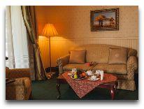 отель Аркадия Плаза: Номер полулюкс