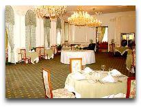 отель Аркадия Плаза: Ресторан