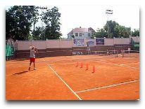 отель Аркадия Плаза: Теннисные корты