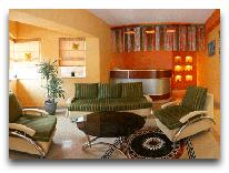 отель Archazor: Холл отеля