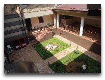 отель Arien Plaza: Внутренний двор