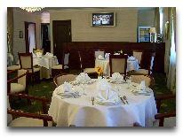 отель Arien Plaza: Ресторан