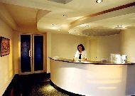 отель Arma Hotel: Ресепшен