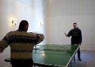 отель Armenia Jermuk: Настольный теннис