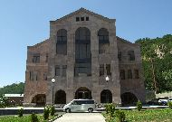 отель Armenia Jermuk: Второй корпус