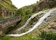 отель Armenia Jermuk: Панорама местности