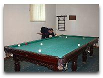 отель Armenia Jermuk: Бильярдная