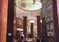 отель Armenia Marriott Hotel Yerevan: Ресторан отеля