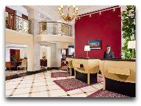 отель Armenia Marriott Hotel Yerevan: Ресепшен