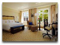 отель Armenia Marriott Hotel Yerevan: Номер Superior Deluxe