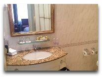 отель Armenia Marriott Hotel Yerevan: Ванная комната