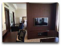 отель Armenia Marriott Hotel Yerevan: Номер Premier Suite