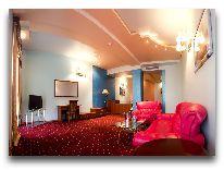 отель Armenian Royal Palace: Номер Royal Suite.