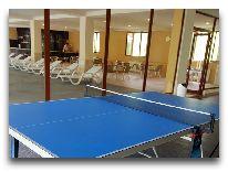 отель Артурс Агверан Резорт: Настольный тенис