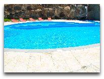 санаторий Санаторий Арзни: Открытый бассейн