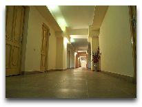 санаторий Санаторий Арзни: Коридор