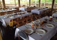 отель Ашуу: Ресторан дома