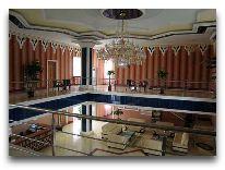 отель Asia Bukhara: Холл отеля