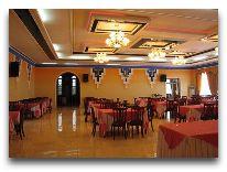 отель Asia Bukhara: Ресторан отеля