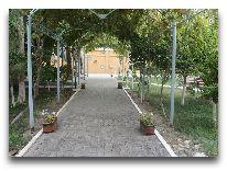 отель Asia Bukhara: Внутренний дворик