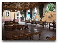 отель Asia Bukhara: Ресторан