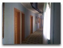 отель Asia Bukhara: коридор отеля