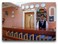 отель Asia Bukhara: Ресепшен