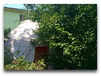 отель Asia Mountains-1: Юрта для жилья