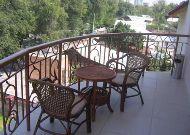 отель Asia Mountains 2: Балкон