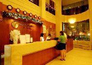 отель Asia Paradise Hotel: Reception