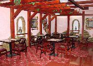 отель Asia Samarkand: Веранда ресторана