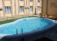 отель Asia Samarkand: Бассейн отеля