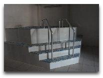 отель Asia Samarkand: Бассейн в сауне