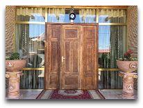 отель Asia Samarkand: Вход в отель