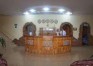 отель Asia Khiva: Решепшен