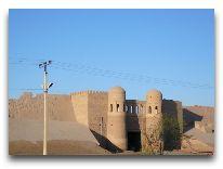 отель Asia Khiva: Вид из отеля