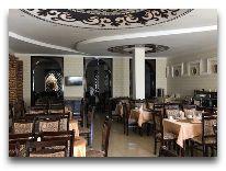 отель Asia Khiva: Ресторан отеля
