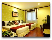 отель Asian Ruby Hotel: Deluxe room