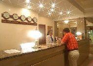 отель Astana International: Ресепшен