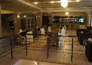 отель Astana International: Лоби-бар