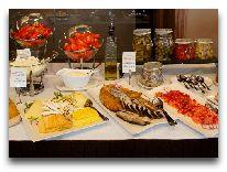 отель Astor Riga Hotel: Завтрак