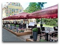 отель Astor Riga Hotel: Летняя терраса