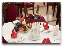 отель Astoria: Ресторан отеля